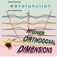 Cona: Drink from the  wavefunction  and experience  10  ORTHOL  IMENSION  CONA