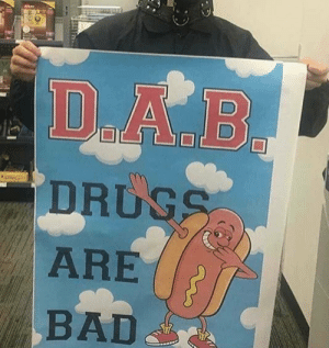 Bad, Drugs, and Fucking: DRU  ARE  BAD dj-pelu:  cyrsn: Look at his eyes. This hot dog is high as a fucking kite. he smoked all the drugs to save us