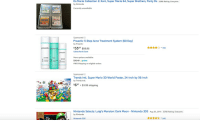 Amazon, Funny, and Nintendo: Ds Mario Collection 2: Kart, Super Mario 64, Super Brothers, Party Ds ESRB Rating: Everyone  by Nintendo  Currently unavailable  Sponsored ⓘ  Proactiv 3-Step Acne Treatment System (60 Day)  by Proactiv  $5367 $59.95  Subscribe & Save  proactiv  ☆☆☆ ▼ 700  prooctiv  CLEANSE TONE  More options available:  $56.49 vprime  FREE Shipping on eligible orders  Sponsored ⓘ  Trends Intl. Super Mario 3D World Poster, 24-Inch by 36-lnch  by Trends Intl.  $ 697 + $3.99 shipping  MARI  Nintendo Selects: Luigi's Mansion: Dark Moon Nintendo 3DS Aug 26, 2016 ESRB Rating: Everyone  by Nintendo  Nintendo 3DS What are you saying, Amazon?