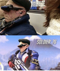 dTNH  SOLDIER 76 -Dyl