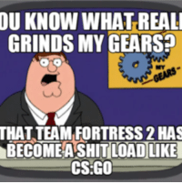 Team Fortress 2: DU KNOW WHAT REALI  GRINDS MY GEARSa  THAT TEAM FORTRESS 2 HAS  BECOME ASHITLOADILIKEH  CS:GO