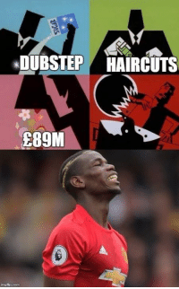 Dubstep, Haircut, and Soccer: DUBSTEP HAIRCUTS These were the ingredients chosen to create the perfect midfielder...