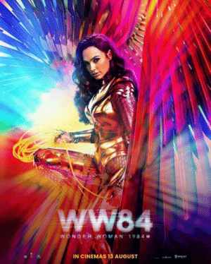 Due to Coronavirus delays, Wonder Woman 1984 will no longer be released in 1984, making the title inaccurate.: Due to Coronavirus delays, Wonder Woman 1984 will no longer be released in 1984, making the title inaccurate.