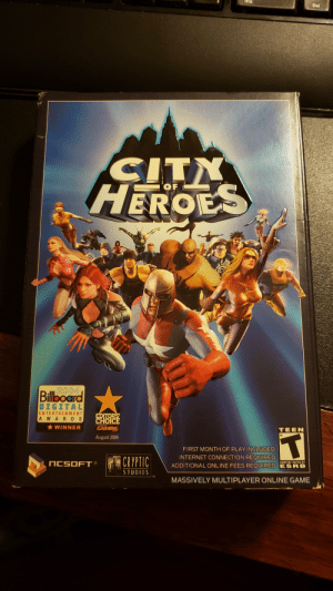 Dug up this artifact - was my first true MMORPG experience.: Dug up this artifact - was my first true MMORPG experience.
