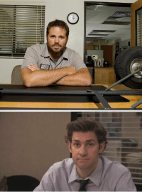She, You, and Guy: DUNDER you vs. the guy she tells you not to worry about https://t.co/mdebCkpzPJ