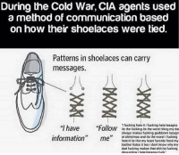 """<p>New meme, potential for this format? via /r/MemeEconomy <a href=""""http://ift.tt/2tegbhi"""">http://ift.tt/2tegbhi</a></p>: During the Cold War, CIA agents used  a method of communication based  on how their shoelaces were tied.  Patterns in shoelaces can carry  messages.  Sa  I fucking hate it i fucking hate lasagna  Ollow its the fucking its the worst thing my dae  always makes fucking goddamn lasagn  at christmas and its the worst I fucking  hate it its like my least favorite food my  brother hates it too i dont know why my  dad fucking makes that shit its fucking  """"I have  disausting i hate lasaana fuck <p>New meme, potential for this format? via /r/MemeEconomy <a href=""""http://ift.tt/2tegbhi"""">http://ift.tt/2tegbhi</a></p>"""