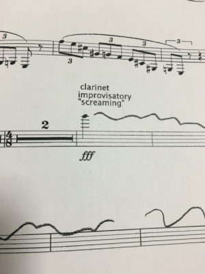 durnesque-esque: clarinetnerd17:  Do I…. Do I use my instrument for this?  I mean, it'd be 10,000x funnier if the clarinet player assigned just stood up and started screaming. : durnesque-esque: clarinetnerd17:  Do I…. Do I use my instrument for this?  I mean, it'd be 10,000x funnier if the clarinet player assigned just stood up and started screaming.