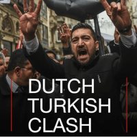 13 MAR: The Netherlands has warned its citizens over travel to Turkey as a row between the counties shows no signs of abating. Photo courtesy: Getty Learn more: bbc.in-dutch Dutch Netherlands Turkey Turkish politics Europe referendum Erdogan BBCShorts BBCNews @BBCNews: DUTCH  TURKISH  CLASH 13 MAR: The Netherlands has warned its citizens over travel to Turkey as a row between the counties shows no signs of abating. Photo courtesy: Getty Learn more: bbc.in-dutch Dutch Netherlands Turkey Turkish politics Europe referendum Erdogan BBCShorts BBCNews @BBCNews