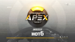 Tumblr, Videos, and Apex: DVERWATCH  APEX  SEASON 2  ENERGIZED BY  HOTO manoowl: it has come to my attention that some people actually haven't seen apex karaoke before, and the actual videos are too long and include players that people aren't familiar with, so i put together just the segments that OWL players did (and labelled w/ their new teams). They will never escape these