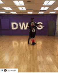 Von Miller's putting those DWTS sessions to good use (via @vonmiller): DW 3.  ti von miller Von Miller's putting those DWTS sessions to good use (via @vonmiller)