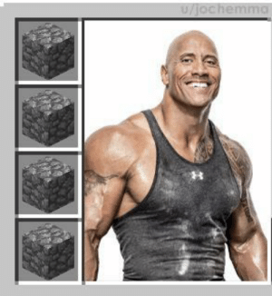 Block, The Block, and Dwayne: dwayne the block johnson