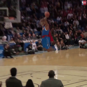 Dwight Howard had the All-Star crowd going crazy for his Superman Dunk😳 https://t.co/n7uiwY0kxw: Dwight Howard had the All-Star crowd going crazy for his Superman Dunk😳 https://t.co/n7uiwY0kxw