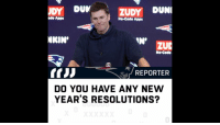 "Memes, New Year's Resolutions, and Apps: DY DUN  ZUDY DUN  App  No-Code Apps  NKIN  IN'  ZUD  No-Code  REPORTER  DO YOU HAVE ANY NEW  YEAR'S RESOLUTIONS?  0 ""He's been the MVP.""  Volume up! 🗣 https://t.co/3aUabV2B7l"