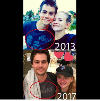 DYLANSTILES24  OLICE  2017 YALL IM REALLY CRYING IN THE CLUB
