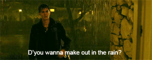 http://iglovequotes.net/: D'you wanna make out in the rain? http://iglovequotes.net/