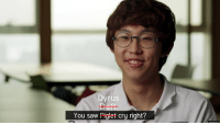 Imp on LGD vs TSM: Dyrus  You saw Piglet cry right? Imp on LGD vs TSM