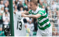 Celtic, Soccer, and Celtics: e/汃 Leigh Griffiths pays tribute to 13 year old Celtic fan Kieran McDade who passed away this week. RIP.