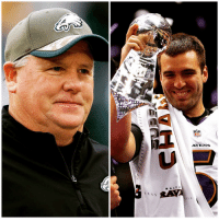 Chip Kelly, Nfl, and Sports: e ALT  NFL Chip Kelly settles the debate, says Joe Flacco is elite. 😎