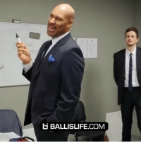 Head, Memes, and Wshh: E BALLISLIFE.COM LaVarBall makes his head coaching debut for LaMeloBall and LiAngeloBall's team in Lithuania! 🏀😳 Via: @BallIsLife WSHH