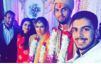Memes, 🤖, and Mrs: e  E: Happy married life Mr. and Mrs. Ishant Sharma
