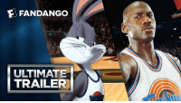 Memes, Fandango, and Happy Anniversary: E FANDANGO  ULTIMATE  TRAILER Bugs. Daffy. Murray. MJ.  It's been 20 years since this legendary line up. Happy Anniversary Space Jam!
