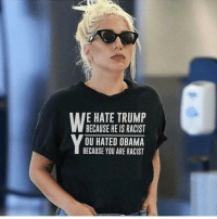 Drone, Love, and Memes: E HATE TRUMP  BECAUSE HE IS RACIST  OU HATED OBAMA  BECAUSE YOU ARE RACIST Seems legit 👨🏾💻 17thsoulja BlackIG17th For the Conservatives that love Trump dyck let me fill you in the Pentagon authorizes drone strikes not the president. And Trump has continued ALL of Obamas drone strikes without stopping for one day in between 🤓