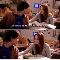 Memes, 🤖, and Day: e it  On October 3rd, he asked me what day it was  ts October3rd today's the day