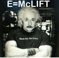 Do you even lift?: E-McLIFT  Squat You Puke. Do you even lift?