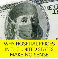 Hospital, United, and Humans of Tumblr: E  NOTE  ATE  WHY HOSPITAL PRICES  IN THE UNITED STATES  MAKE NO SENSE