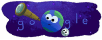 OK BUT THE GOOGLE DOODLE FOR THE NASA DISCOVERY IS THE CUTEST THING EVER: e OK BUT THE GOOGLE DOODLE FOR THE NASA DISCOVERY IS THE CUTEST THING EVER