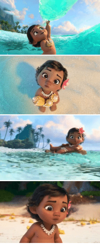 Baby Moana is adorable af.: e   sales   000 Baby Moana is adorable af.