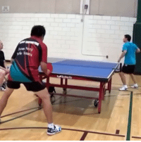 Memes, 🤖, and Ping: E  seen very  4 The greatest backhand in ping pong history! theladbible