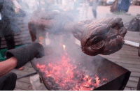 Funny, E.T., and Never: E.T. The alternate ending never seen.