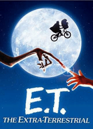 Star Wars, Star, and The Real: E.T  THE EXTRA-TERRESTRIAL The real Star Wars sequel