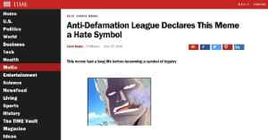 Defamation League