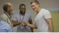 """Memes, Work, and Browns: E WASTE """"We all are here for second chances.""""  @Browns veterans Christian Kirksey + @SethDevalve are helping Clevelanders with criminal histories find work + restart their lives. https://t.co/amvBgixc4A"""