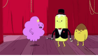 Dank, Adventure Time, and 🤖: e2 If you want these lumps, you gotta put a 💍 on it. #WaybackWednesday  Don't be a chump and watch this entire lumpin Adventure Time episode on the CN App right now: https://smart.link/585067100d44f