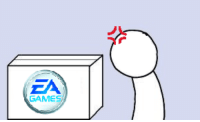 EA  GAMES Any one ever deal with EA knows this feel.