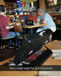 Rate my assholeness (u-cs_al_coda) | Follow @aranjevi for more!: EA  orona  Nice meal with the grandparents Rate my assholeness (u-cs_al_coda) | Follow @aranjevi for more!