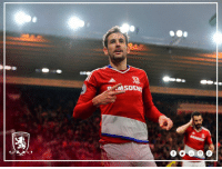REPORT | #Boro are made to work, but Cristhian Stuani's late winner ensures we're in the hat for the quarters - http://bit.ly/2lucClq: ea  SDE  涝  O REPORT | #Boro are made to work, but Cristhian Stuani's late winner ensures we're in the hat for the quarters - http://bit.ly/2lucClq