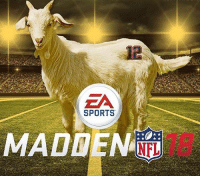 Madden cover 2018: EA  SPORTS  MADDEN  NFL Madden cover 2018