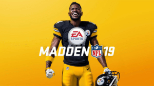 Y'all starting sleeping on the Madden curse so it had to go off https://t.co/0XrjFzlI5n: EA  SPORTS  MADDEN19  FL Y'all starting sleeping on the Madden curse so it had to go off https://t.co/0XrjFzlI5n
