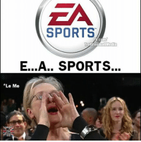 Memes, 🤖, and Tap: EA  SPORTS  TroRfogthallMedia  E...A SPORTS...  Le Me Double Tap if you've done this ..