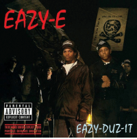 "29 years ago today, EazyE released ""Eazy-Duz-It"" featuring the tracks ""We Want Eazy"", ""Eazy-Duz-It"", & ""Eazy-er Said Than Dunn"". Comment your favorite song off this classic album below! 👇🔥💯 HipHop History WSHH: EA2Y-  ahx the STAMP  PARENTA L  ADVISORY  EXPLICIT CONTENT  THESE S0NGS CONTAIEXPLICIT RICS  PARE TAL GUIDRNCE SUGG OTED 29 years ago today, EazyE released ""Eazy-Duz-It"" featuring the tracks ""We Want Eazy"", ""Eazy-Duz-It"", & ""Eazy-er Said Than Dunn"". Comment your favorite song off this classic album below! 👇🔥💯 HipHop History WSHH"
