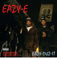 Today we remember the life of Eazy-E on his 53rd birthday. Our thoughts and prayers continue to go out to his family and friends. 🎂🙏 https://t.co/DnM2TXeCsU: EA2YE  aix the STAMP  PARENTAL  ADVISORY  EXPLICIT CONTENT  THESE SONGS CONTANI EXPLICIT RICS Today we remember the life of Eazy-E on his 53rd birthday. Our thoughts and prayers continue to go out to his family and friends. 🎂🙏 https://t.co/DnM2TXeCsU