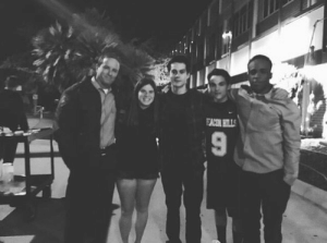 stydiaislove:  Dylan, Linden, Dylan Sprayberry and Khylin on set yesterday [x]: EACON TLLS stydiaislove:  Dylan, Linden, Dylan Sprayberry and Khylin on set yesterday [x]