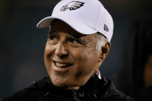 .@Eagles owner Jeffrey Lurie announces $1 million contribution to Penn Medicine research to establish COVID-19 Immunology Defense Fund. https://t.co/vOlNI7vt3u: .@Eagles owner Jeffrey Lurie announces $1 million contribution to Penn Medicine research to establish COVID-19 Immunology Defense Fund. https://t.co/vOlNI7vt3u