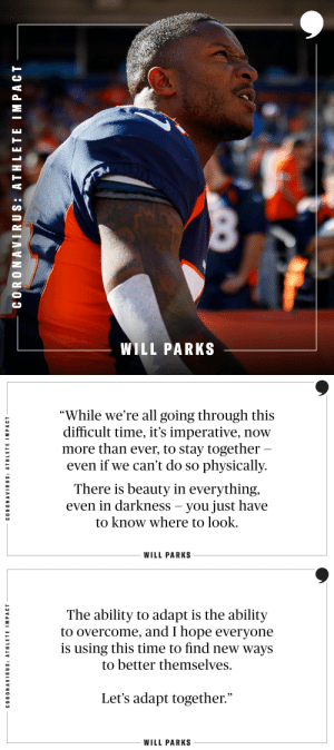 .@Eagles safety @PhillyWill11 shares some words of motivation during these trying times ⤵️ https://t.co/3n3m7jqRks: .@Eagles safety @PhillyWill11 shares some words of motivation during these trying times ⤵️ https://t.co/3n3m7jqRks