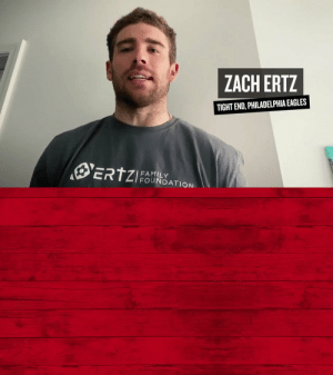 .@Eagles TE @ZERTZ_86 has partnered with @CampbellsChunky to support those in need during this difficult time.  Mark Clouse, CEO of Campbell Soup Company announces a $500,000 donation to @FeedingAmerica.  https://t.co/t5JVKzjd4J #DraftAThon https://t.co/nFCTGUinA4: .@Eagles TE @ZERTZ_86 has partnered with @CampbellsChunky to support those in need during this difficult time.  Mark Clouse, CEO of Campbell Soup Company announces a $500,000 donation to @FeedingAmerica.  https://t.co/t5JVKzjd4J #DraftAThon https://t.co/nFCTGUinA4