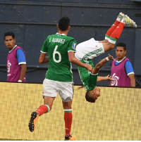 Memes, Gold Cup, and Mexico: EALVAREZ Mexico earned three points as it began its @CONCACAF Gold Cup campaign, beating El Salvador 3-1 in Group C. GoldCup2017 CopaOro2017